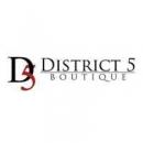 District 5 Boutique Coupons