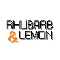 Rhubarb and Lemon Coupons