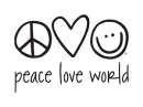 Peace Love World Coupons